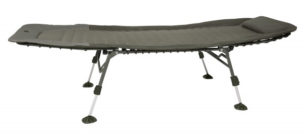 Strategy High Flat Bedchair