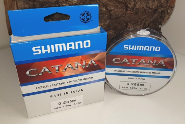 Shimano Catana Spinning 150m 0,285mm 8,2kg