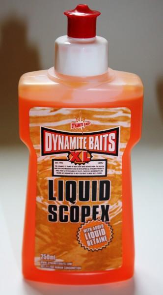 Dynamite Baits XL Liquide 250ml 13 Sorten