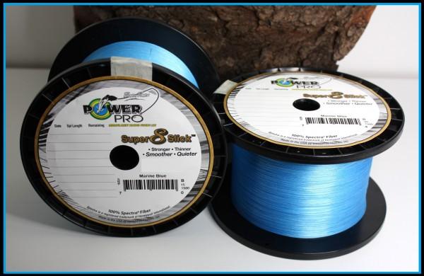 Power Pro Marine Blue Super 8 Slick