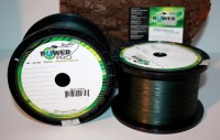 Power Pro Grün Green 10m 0,23mm 15kg je 10m !!
