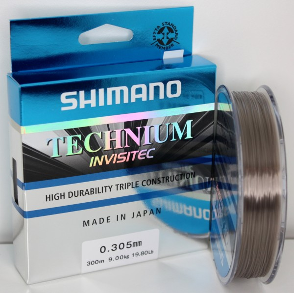 Technium Invisitec 300m 0,305mm 9,00kg