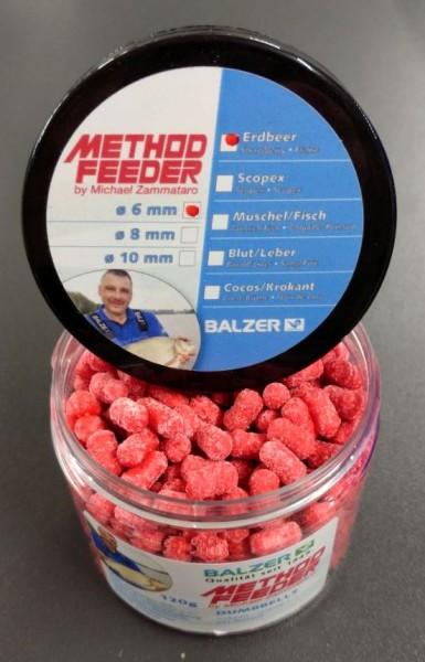 Balzer Feedermaster Haken Pellets Pop Ups Kokos//Krokant 10mm