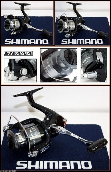 Shimano Sienna FE 1000 2500 4000