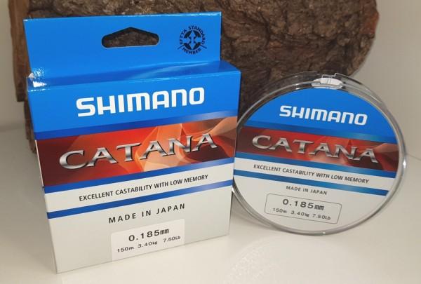 Shimano Catana Spinning 150m 0,185mm 3,4kg