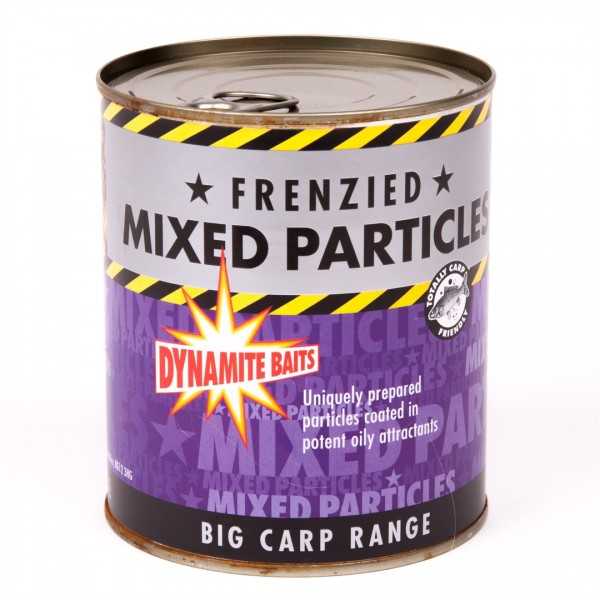Dynamite Baits Frenzied Mixed Particles - Tin 600gr