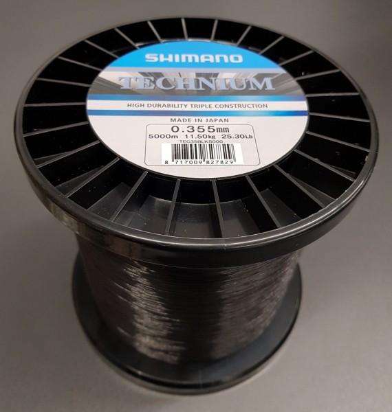 Technium Black 5000m 0,355 Großspule
