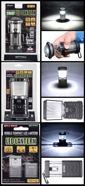 Spro LED Head Lampe Mobile Laternen cool white 2-Way Cool