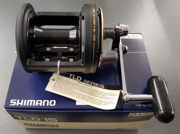 Shimano TLD 15 Multirolle