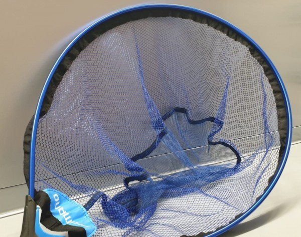 Shimano Landing Net Head Blue Kescherkopf