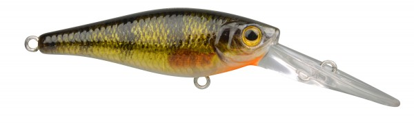 IKIRU SHAD60 SLS 6,0cm 7g YELLOW PERCH