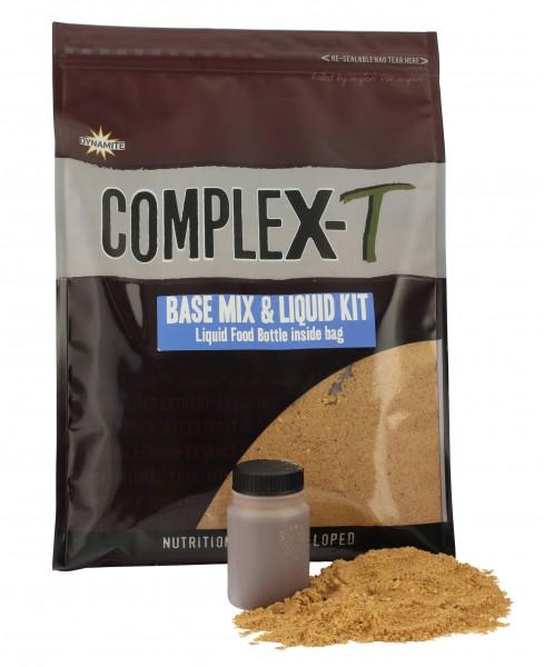 Dynamite Baits CompleX-T Base Mix & LiquidKit 1kg