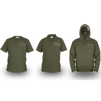 Shimano Clothing Pack Olive Hoody T-Shirt Poloshirt Gr. S M L XL XXL XXXL