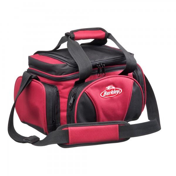 Berkley SYSTEM BAG RED-BLACK + 4 Boxen