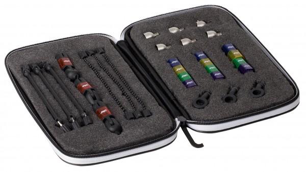 JRC Kurve Indicator System 3-er Set inkl. Hardcase Bissanzeiger Multicolor