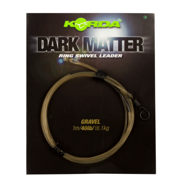 Korda Kamo Leader Ring Swivel Gravel