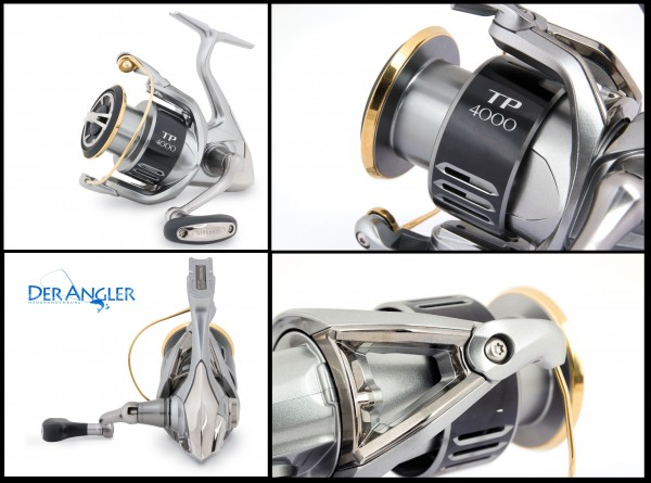 Shimano Twin Power 4000HG