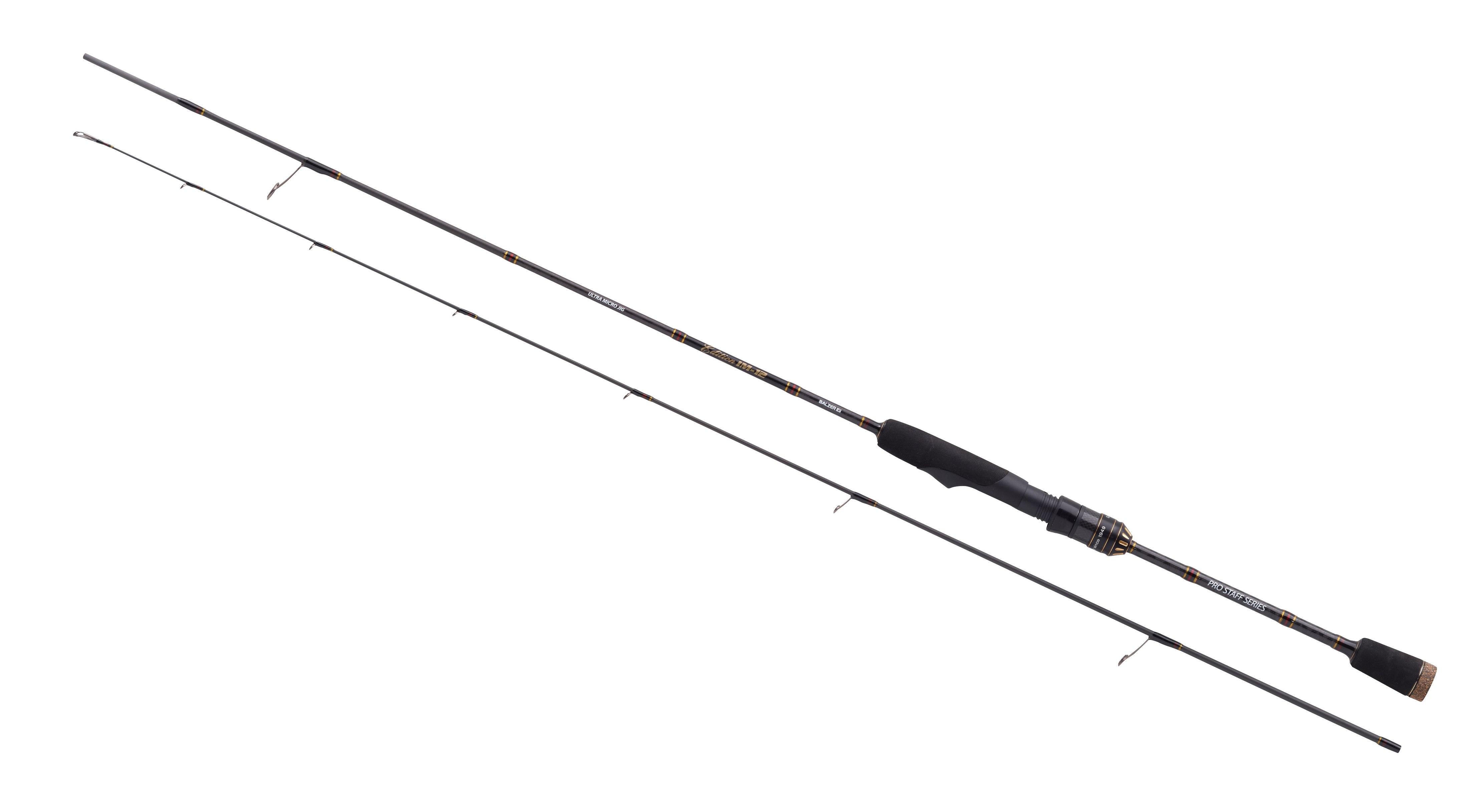 Balzer Micro Jig mit UV Aktiven Augen Matt Schwarz Weiß 3x Gr.2 Gr.4 Gr.6 3g 5g