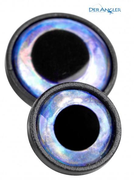 BIG EYE SCREW 16mm Silver