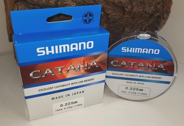 Shimano Catana Spinning 150m 0,225mm 5,4kg