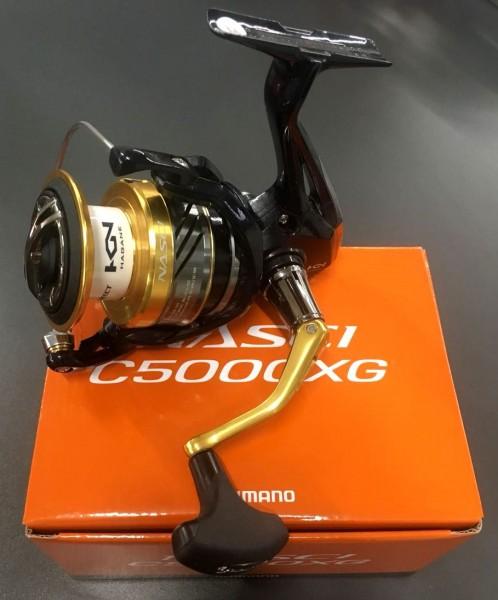 Shimano NASCI C5000 FB XG