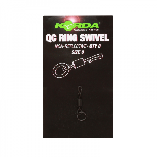 Korda Kwik Change Swivel size 8 Ring