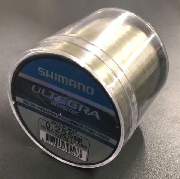 Shimano Ultegra Invisitec QP 1530m 0,255mm 6,60kg