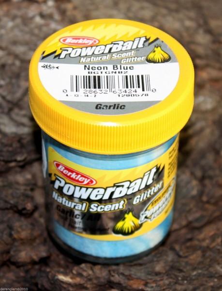 Berkley PowerBait Garlic Knoblauch 11 Farben