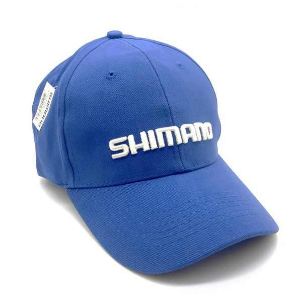 Shimano Basecap Royal Blue