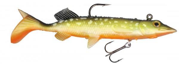 Super Natural Pike 12cm 29g Metallic Green 2 St.