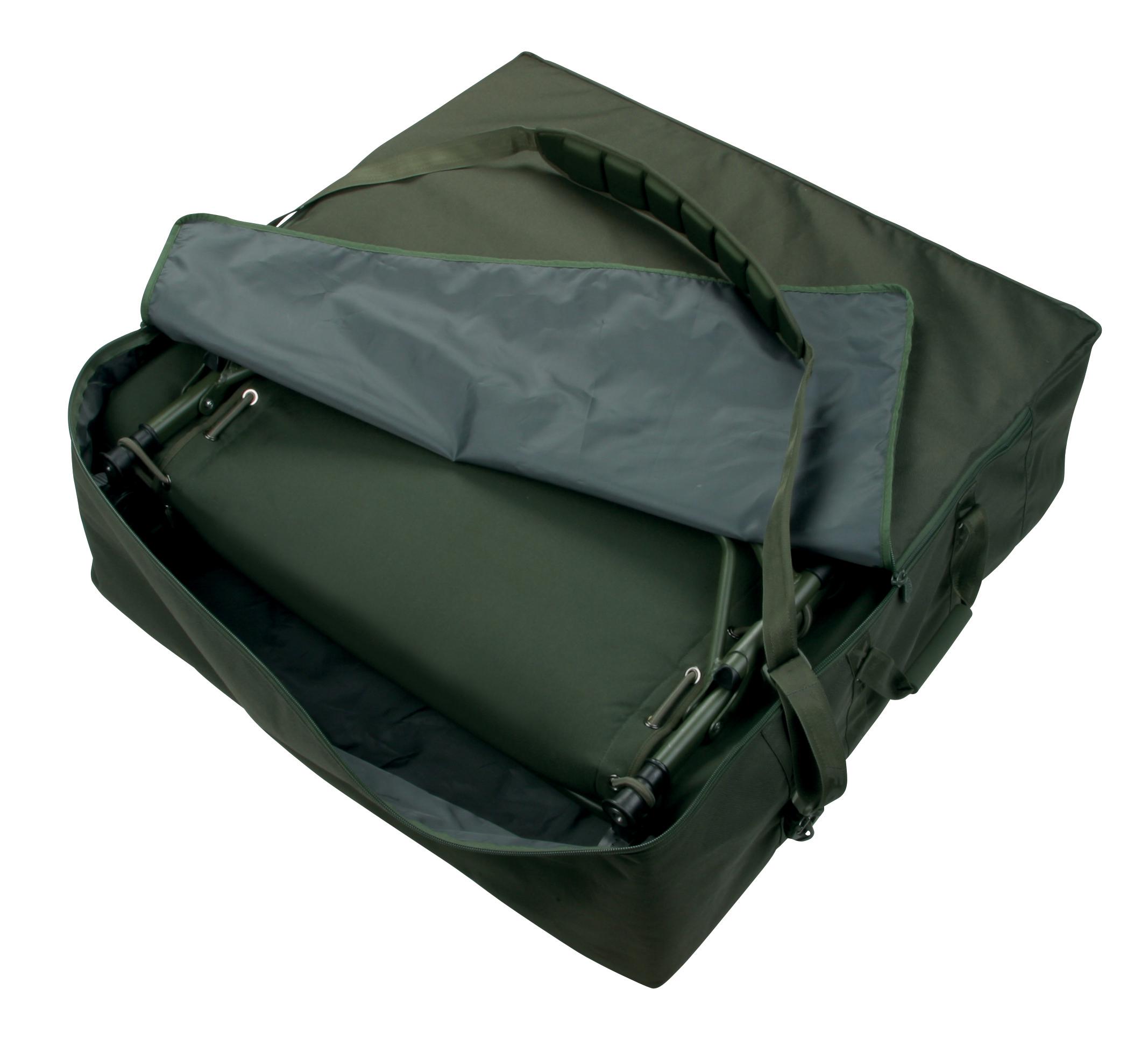 Fox Royale FX XL BEDCHAIR BAG XL Royale Sacco a pelo XL FX sono Borsa Kingsize 8d03d9