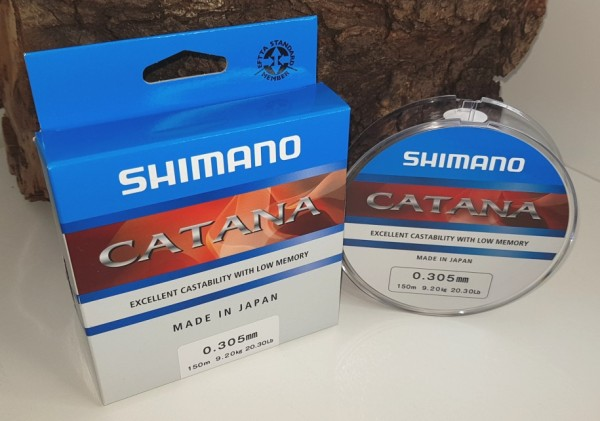 Shimano Catana Spinning 150m 0,305mm 9,2kg