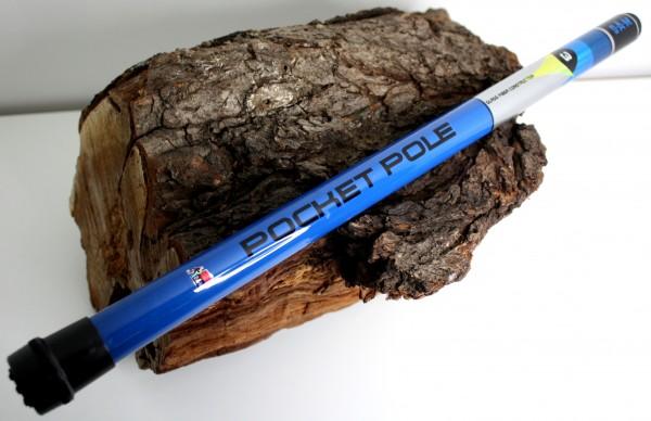 DAM Pocket Pole Stippe 3m 4m Blau Rot