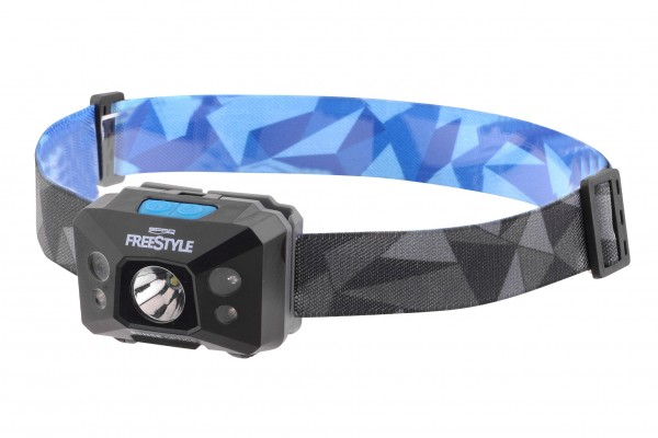 Spro Freestyle USB Sense Optics Kopflampe