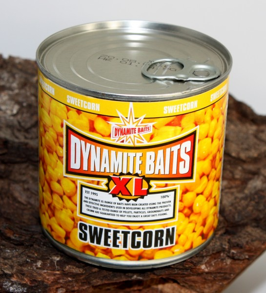 Dynamite Baits Frenzied Particles Sweetcorn Maize Mixed 340g 600g 700g 2,5l