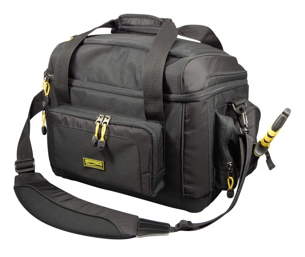SPRO TACKLE BAG + 5 Boxen