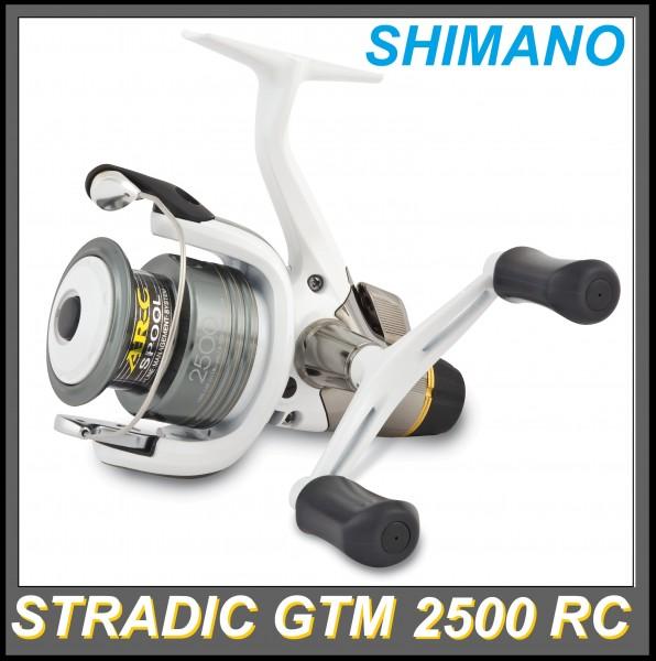 Shimano Stradic GTM 2500 RC Kampfbremse Model mit Graphit Ersatzspule NEW OVP