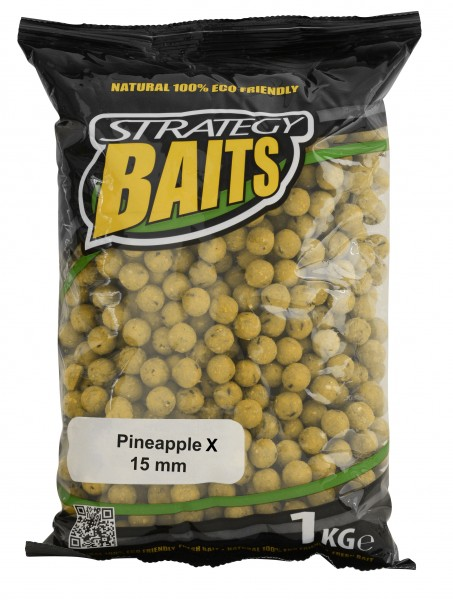 Strategy Baits PINEAPPLE X 15mm 1kg