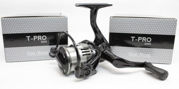 Spro Trout Master T-Pro Rolle 1000 2000