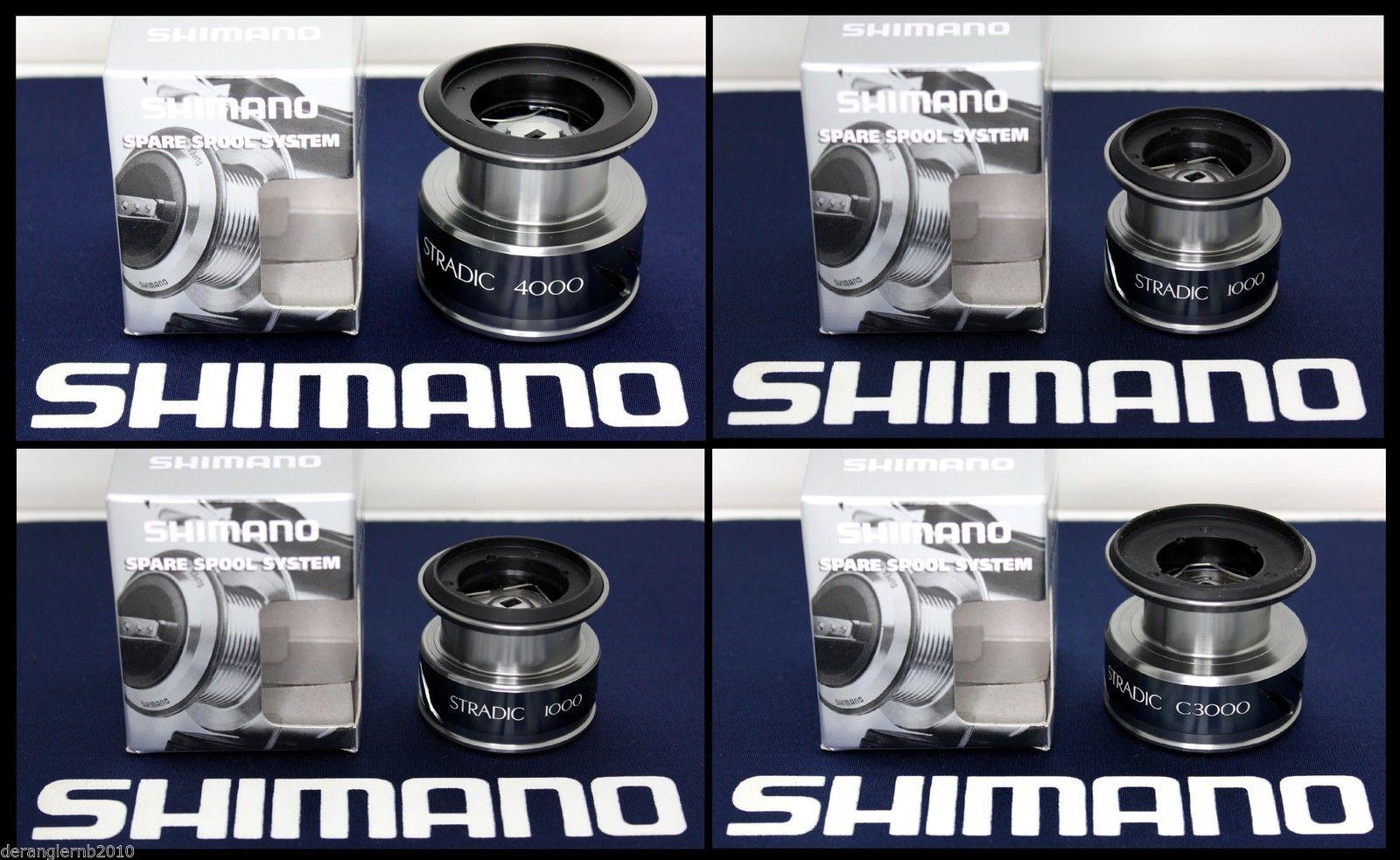 Shimano Ersatzspule Stradic 4000 FK XG RD17238