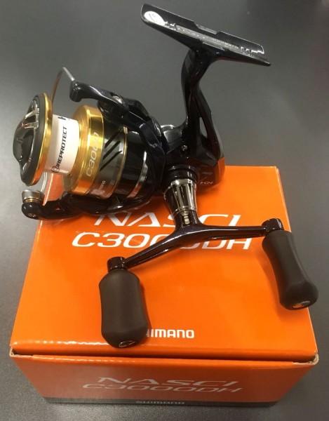Shimano NASCI C3000 FB DH