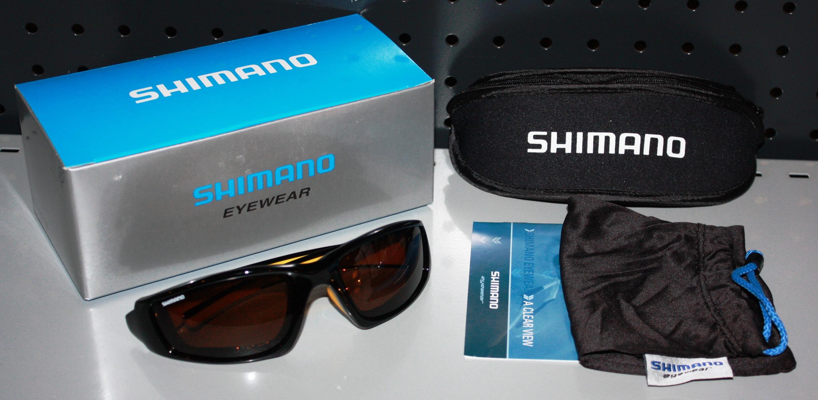 Shimano Sunglass Beastmaster Gasket Polarisationsbrille Polbrille Sonnenbrille