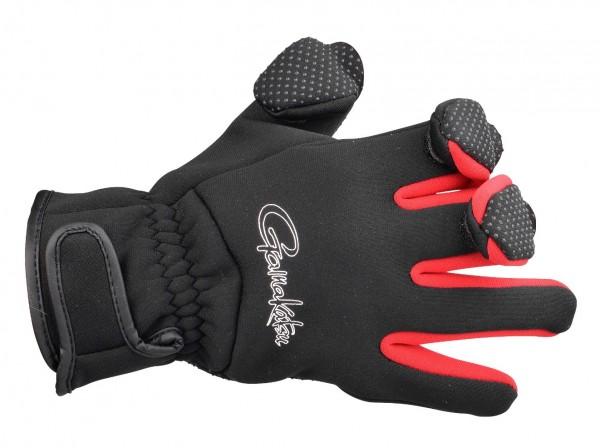 L Fleece Innenfutter Spro Gamakatsu Powerthermal Neopren Handschuhe Gr