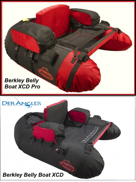 Berkley Belly Boat XCD Pulse / Pulse Pro ABVERKAUF