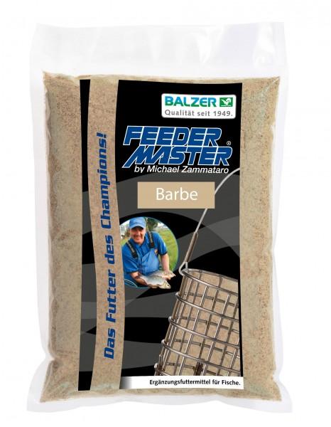 Balzer Zammataro Feedermaster Futter Method Feeder Brasse Erdbeere Karpfen Kokos Leber