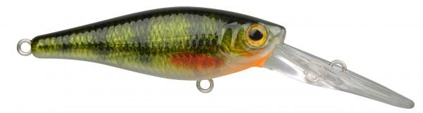 IKIRU SHAD60 SLS 6,0cm 7g GREEN PERCH