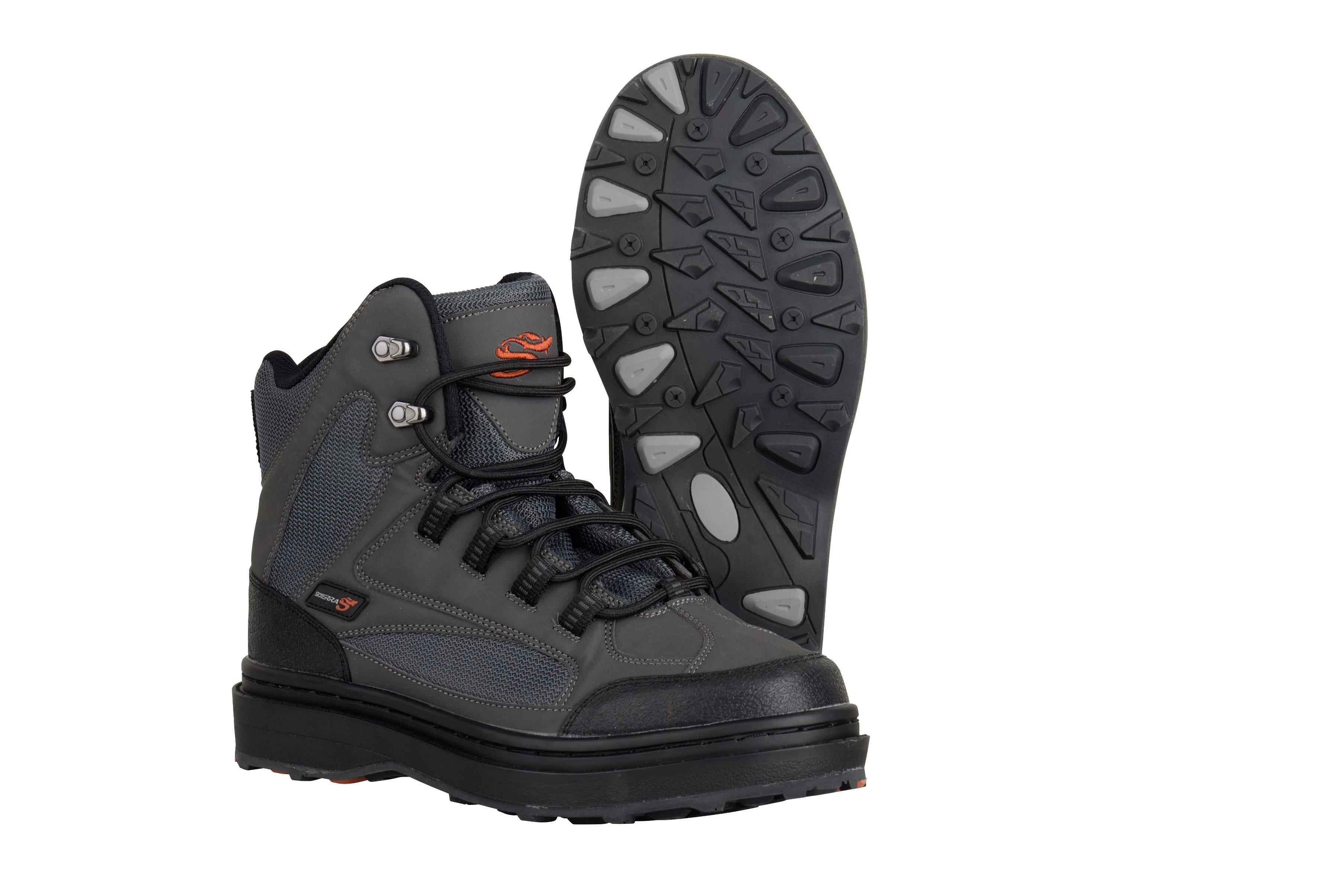 Scierra Tracer Wading scarpe cleated sole watschuh 44 profilo 40 41 42 43 44 watschuh 45 46 47 ab3e19
