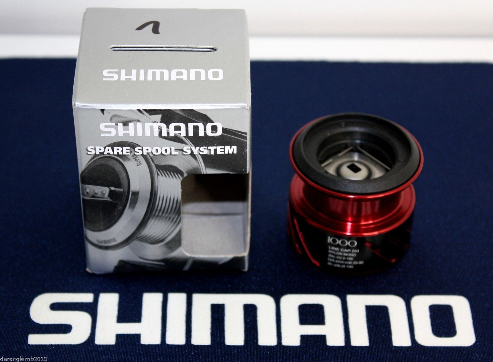 C3000 FB FBHG RD17713 Ersatzspule Shimano Stradic CI4