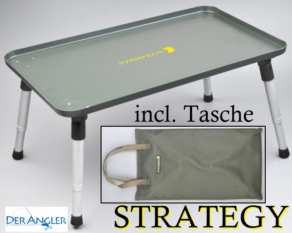 SPRO STRATEGY TABLE (INCL STORAGE POUCH)