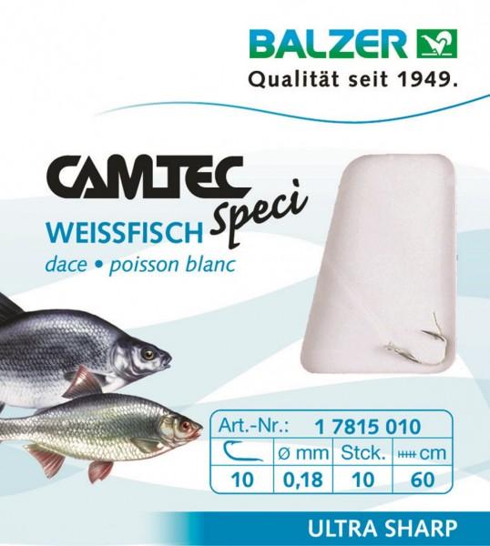 Balzer Camtec Zielfischhaken